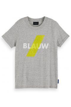 T-Shirt Blauw(117482824)