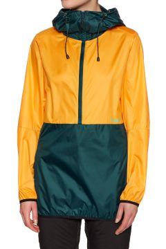 Coupe-vent Femme Planks Shredorak Packable Anorak - Sunset Yellow(111333441)
