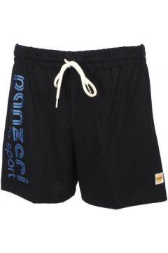 Short Panzeri Uni a noir/bleu nac short(127854595)