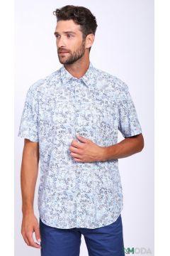 Мужские рубашки с коротким рукавом(109014852)