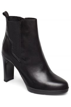 D Annya High A Shoes Boots Ankle Boots Ankle Boots With Heel Schwarz GEOX(114161894)