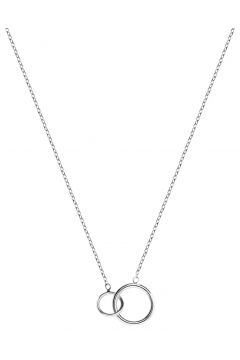 Mini Circle Necklace Accessories Jewellery Necklaces Dainty Necklaces Silber SOPHIE BY SOPHIE(118538605)