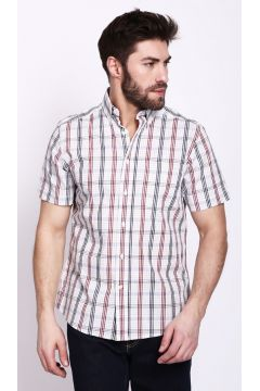 Мужские рубашки с коротким рукавом(109008896)