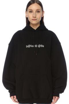 Balenciaga Kadın SWEATSHIRT Siyah XS EU(115894228)