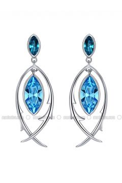 Silver tone - Earring - Monemel(110312818)