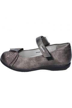 Ballerines enfant Krizia ballerines gris cuir BT312(115442787)