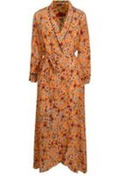 Hugo Kerlina Dress - Orange Prnt 982(111095112)