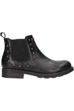 Boots enfant Chiara Luciani - Beatles nero V143(115633108)