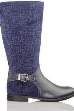 Boots enfant Biomecanics Garvalin daim gravé fille de démarrage(115448904)