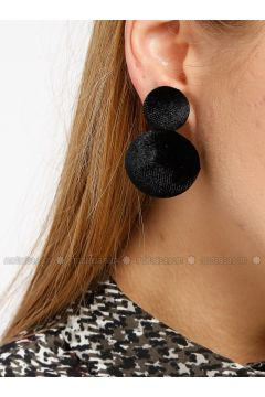 Black - Earring - Koton(110322178)