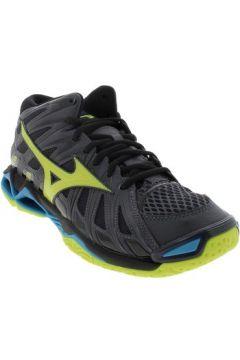 Chaussures Mizuno WAVE TORNADO X2 MID SCARPE PALLAVOLO BLU(115485244)