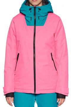 Wear Colour Cake Damen Snowboard-Jacke - Post-it Pink(100271036)