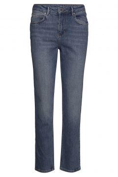 2nd Riggis Thinktwice Straight Jeans Hose Mit Geradem Bein Blau 2NDDAY(114154006)
