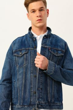 Levis 72334-0354 The Trucker Jacket Mayze Ceket(113977044)