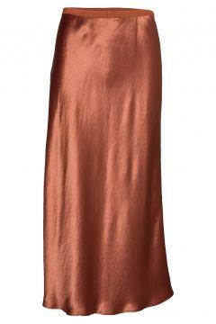 Alessio Knielanges Kleid Orange MAX MARA LEISURE(114163488)