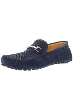 Chaussures Les Mocassins Tropéziens Mocassins les tropéziens ref_lmc43297 Marine(115557369)