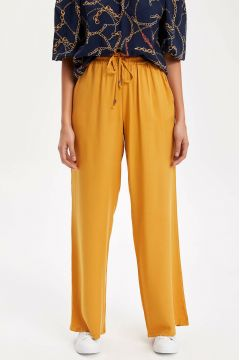 DeFacto Kadın Relax Fit Pantolon(108639875)