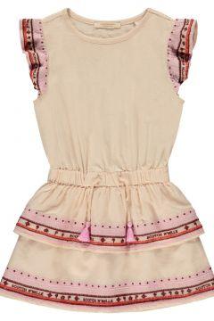 Kleid mit Stickerei(113872510)