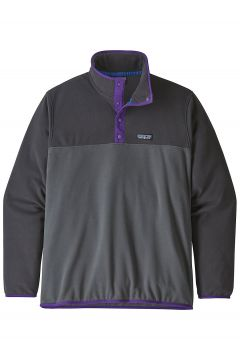 Patagonia Micro D Snap-T Sweater grijs(92096981)