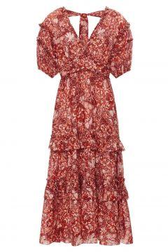 Kleid aus Seide und Baumwolle Amora(117292113)
