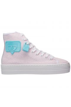 Women's shoes high top trainers sneakers eyelike(118181429)