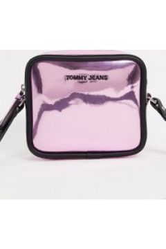 Tommy Jeans - Borsa a tracolla rosa metallico(121963754)