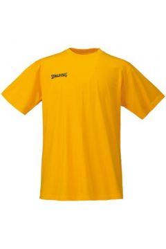 T-shirt enfant Spalding Tee-shirt Enfant Basic Tee Shirt Enfant(127896339)