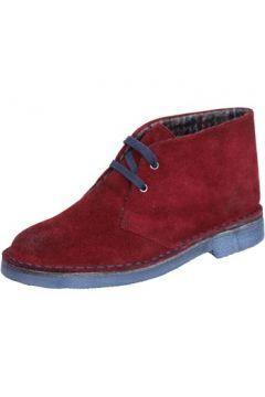 Boots Kep\'s By Coraf KEP\'S bottines bordeaux daim BX658(115442742)