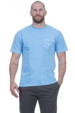 T-shirt Ruckfield T-shirt homme été bleu clair(115535323)