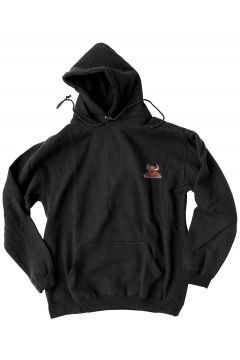 Toy Machine Monster Embroidered Hoodie black(105285765)