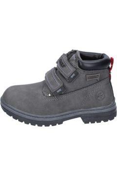 Boots enfant Carrera bottines gris cuir BT308(115442786)