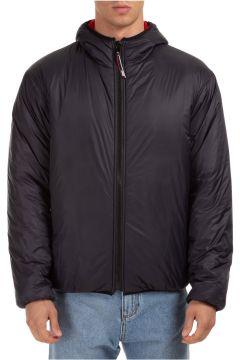 Men's outerwear jacket blouson hood reversible(127465547)