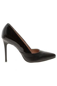 Queen Bee Siyah Topuklu Ayakkabı(113948553)