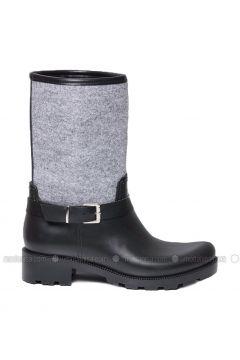 Gray - Boot - Boots - Mecrea(110323249)