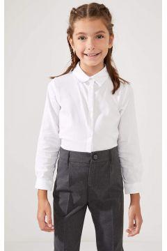 DeFacto Kız Çocuk Basic Uzun Kol Gömlek(125915343)