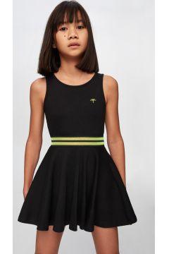 Tyess B&G Siyah Kız Çocuk Elbise(114005951)