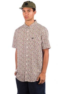 RVCA Bellflower Shirt wit(116880785)