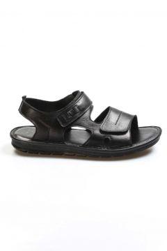 FAST STEP Erkek Siyah Sandalet(110943957)