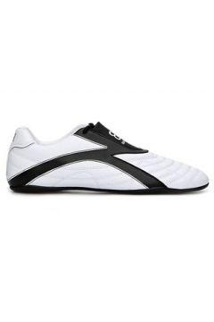 Balenciaga Erkek Beyaz Siyah Logo Baskılı Sneaker 42 EU(120084224)