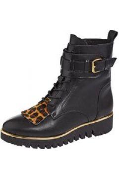 Schnürstiefelette Filipe Shoes Schwarz(111494192)