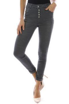 Jeans skinny Cendriyon Jeans Gris Vêtements Femme(115470516)
