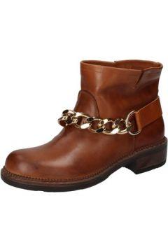 Bottines Cruz bottines marron cuir AD506(115393731)