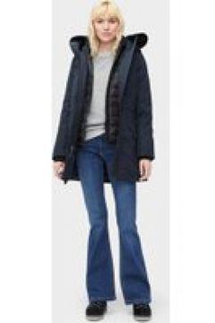 UGG Adirondack Parka pour Femmes en Navy Blue, taille Grande   Polyester(112238348)