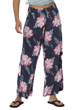 Pantalon Femme Animal Beaching - India Ink Blue(116552241)