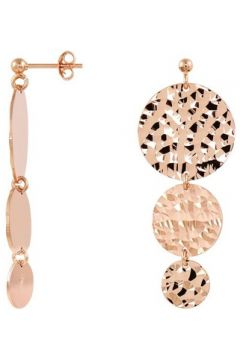 Boucles oreilles L\'avare Boucles d\'oreilles en Argent 925/1000 Rose Femme(115406247)