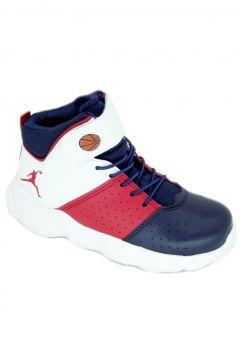 TRENDY Erkek Çocuk Lacivert Basketbol Ayakkabısı 10010018 Cool K-31(118056067)