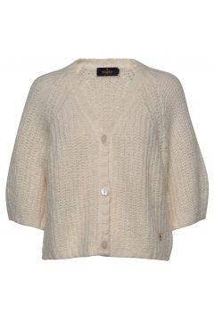 Coralie Knit Cardigan Strickpullover Beige MORRIS LADY(116547412)