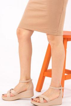 Sandale Fox Shoes Crème(125458576)