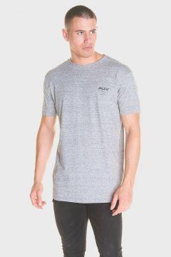 883 Police Stretch Grey Mens Designer T-Shirts(117512342)