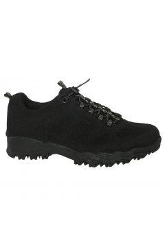 Graceland Siyah Kadın Bağcıksız Spor Ayakkabı(116823797)